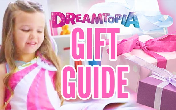 Find the Perfect Gift with the Barbie Dreamtopia Holiday Haul