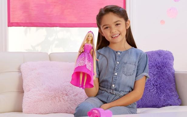 Barbie Endless Hair Kingdom