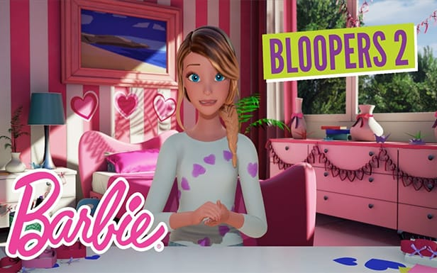 Barbie® Bloopers (Part 2!)