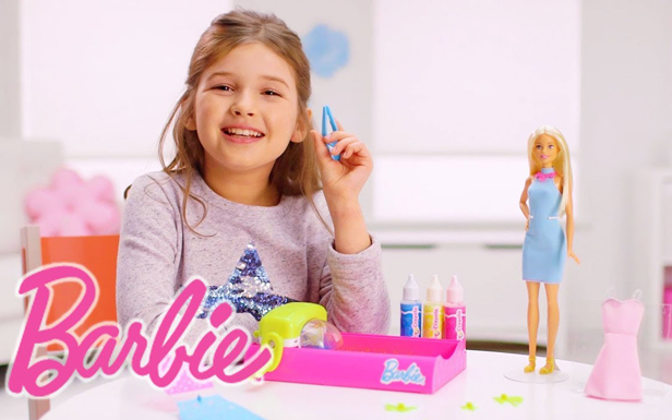 Barbie® Crayola® Color Magic Station™