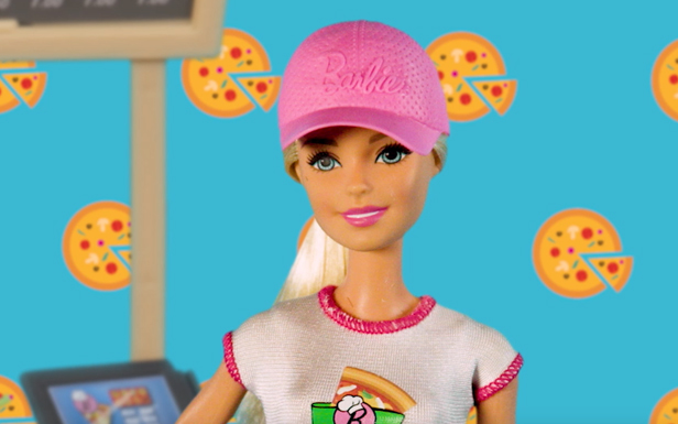 Pizza Challenge | Barbie's Mystery Box Challenge