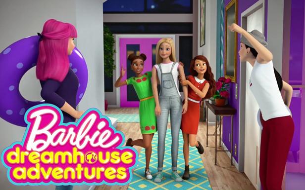 Official Trailer   Barbie Dreamhouse Adventures