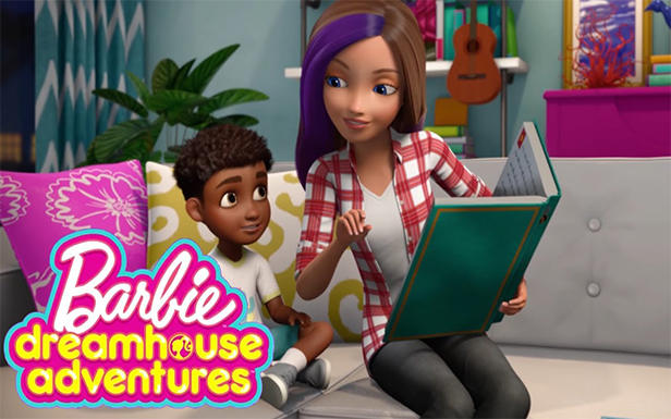 Skipper™ Babysitters Inc.™ Dolls in a Barbie™ Storytelling Fun - Dreamhouse Adventures Remix