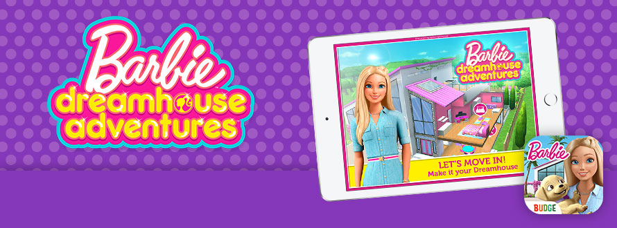 "Barbie<span class=""title-tm"">™</span> Dreamhouse Adventures"