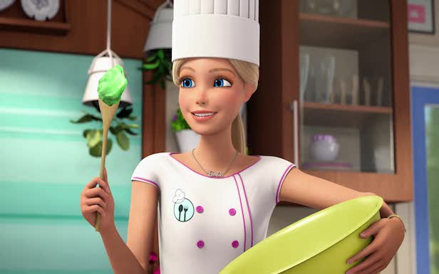 Celebrate National Cupcake Day with Barbie®