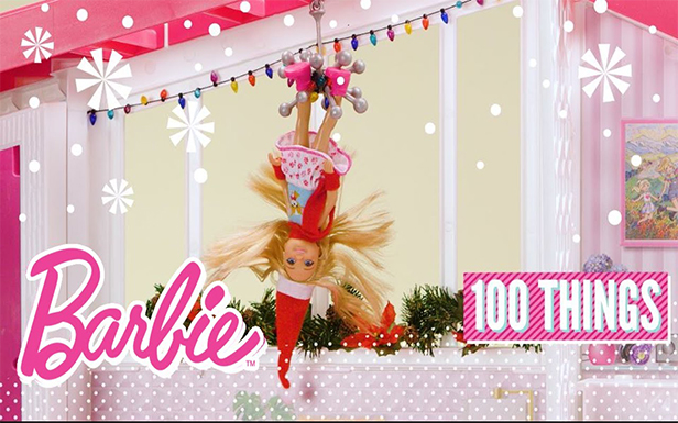 100 Things to do in the Barbie® Dreamhouse®