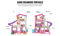 Printable : Dreamhouse
