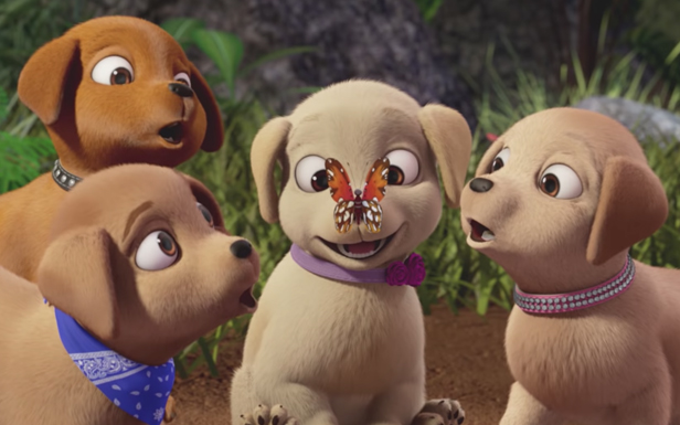 Barbie® Celebrates National Dog Day with a Cute Dog Video Compilation