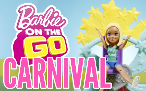 Barbie On the Go Carnival Is a Ticket to Fun