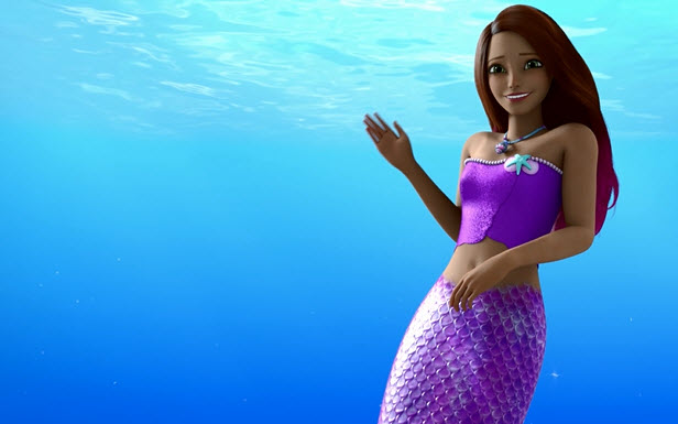 Best of Barbie®: Dolphins, Mermaids and Beach Days