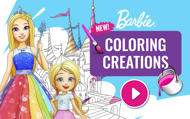 Coloring Creations Game
