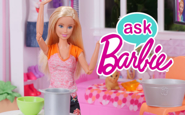 Ask Barbie About Surfing!