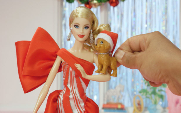 12 Days of Barbie®
