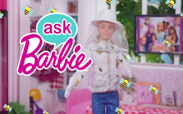 Ask Barbie About Careers!