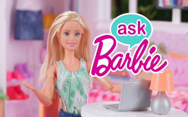 Ask Barbie About Her Sisters!