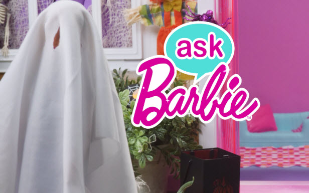 Ask Barbie About Halloween!
