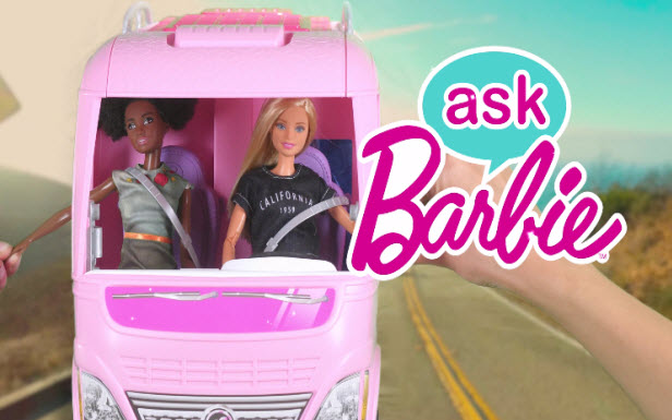 Ask Barbie About Going on Tour!