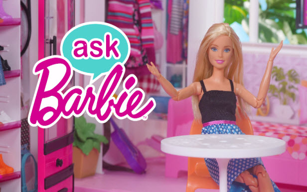 Ask Barbie About Her Ultimate House Tour!