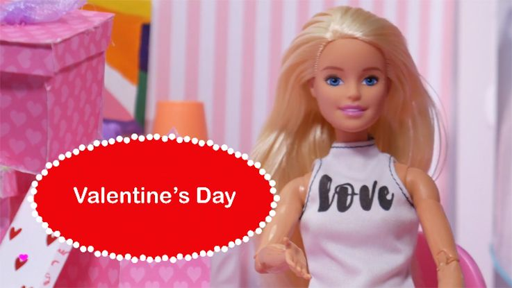Ask Barbie About Valentine's Day