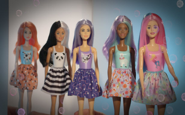Barbie® Color Reveal Fashion Surprise Spectacular