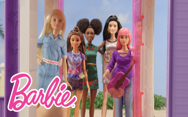 Barbie™ Dreamhouse Adventures Theme Song Music Video: Real Doll Remix!