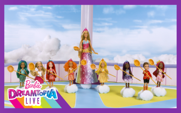 Rainbow Cove Games | Dreamtopia LIVE