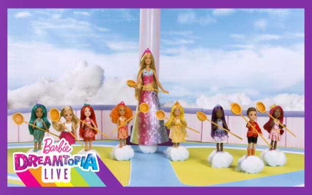 Rainbow Cove Games | Dreamtopia LIVE