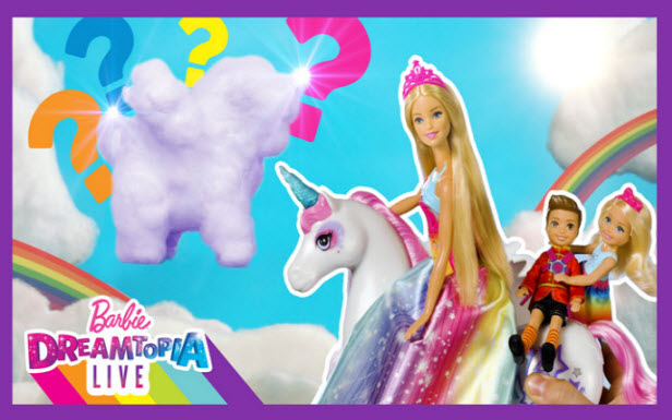 Unicorn in the Clouds | Dreamtopia LIVE