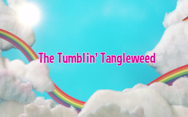 The Tumblin' Tangleweed | Dreamtopia LIVE