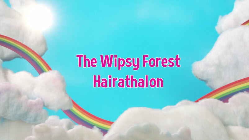 The Wispy Forest Hairathalon Dreamtopia LIVE