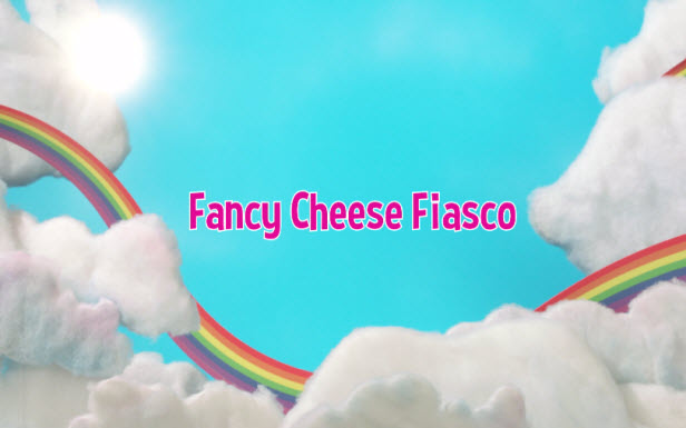 Fancy Cheese Fiasco Dreamtopia LIVE