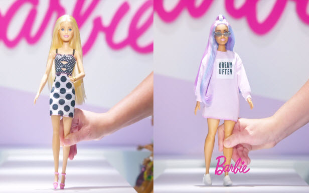 2020 Barbie® Fashionistas® Commercial