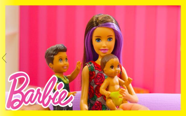 Skipper® Doll's Biggest Babysitting Challenge