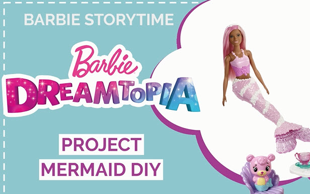 Project Mermaid: DIY Mermaid Tail Makeover