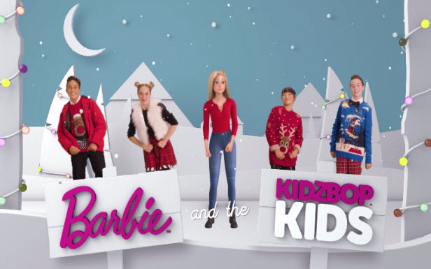 Barbie + KIDZ BOP Jingle Bells (REMIX)