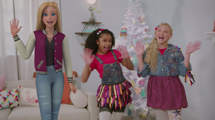 Barbie + KIDZ BOP Up on the Housetop