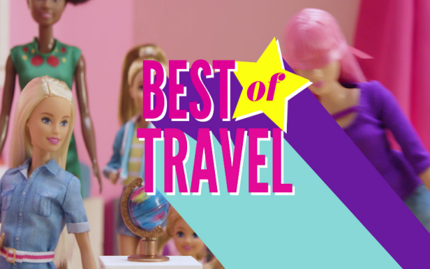 Best of Barbie: Travel Adventures