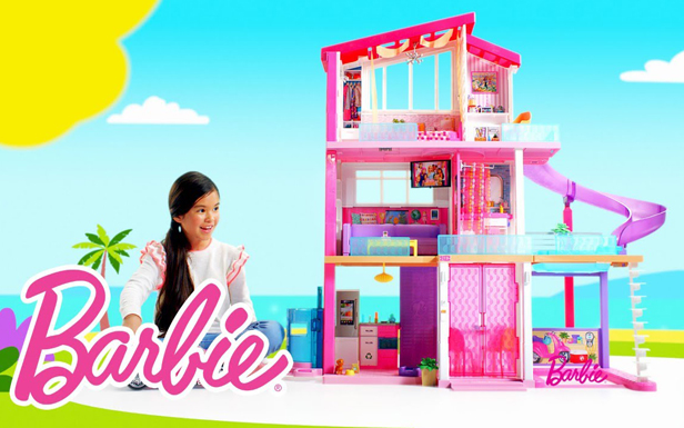Behind-the-Scenes at a Barbie® Dreamhouse® TV Commercial Shoot