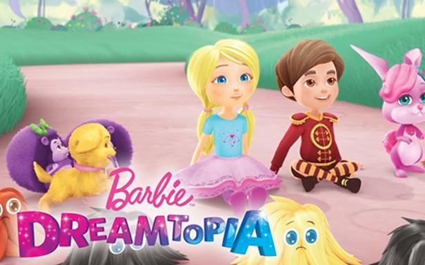 Sneak Peek of New Dreamtopia Episodes!