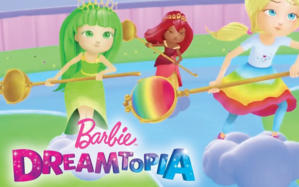 Coming Up on the Next Dreamtopia! | New Episodes Every Sunday!