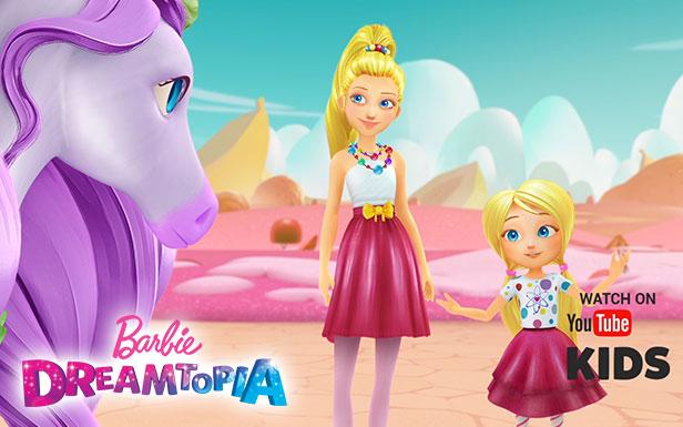 """Barbie Dreamtopia """"Festival of Fun"""" Trailer"""