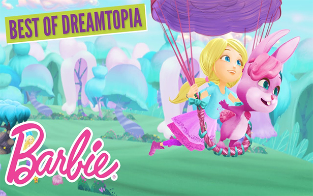 Best of Barbie™ Dreamtopia Video Compilation