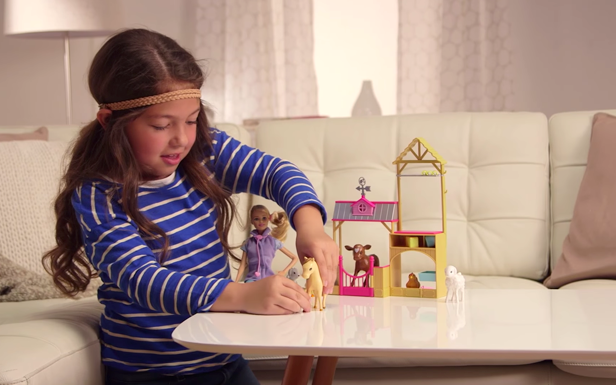 Unboxing Barbie Farm vet Doll & Play Set
