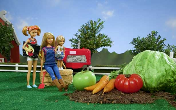 Barbie's Farmer's Market