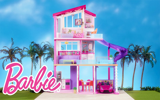 Barbie® Dreamhouse Luxury Home and Room Tour