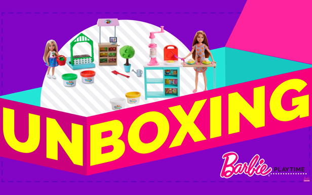 Unboxing Fun with Stacie™ Breakfast Playset and Chelsea™ Veggie Garden Playset