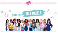 Printable : Barbie Celebrates Role Models
