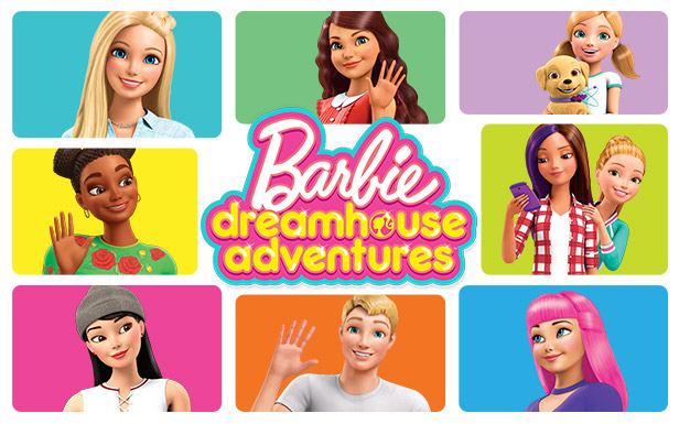 Barbie - Fun games, activities, Barbie dolls and videos for