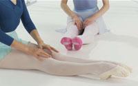 Pink Shoes Dance Lesson 1