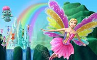 Digital Movie : Barbie™ Fairytopia Magic Rainbow